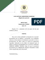 VIOLENCIA INTRAFAMILIAR, AGRAVADA CONDICION SER MUJER. REQUISITOS. 55821-21