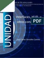 Interfaz, HUD y otros conceptos