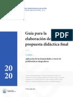 CPIE_GUÍA ELABORACIÓN PROPUESTA DIDÁCTICA