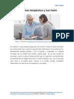 Proceso Psicoteraputico - Fases