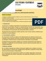 GUIA 1-ETAPAS DE LA METODOLOGÍA DE LA INVESTIGACIÓN CIENTÍFICA