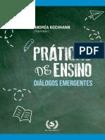 Praticas de Ensino 2 - diálogos Emergentes