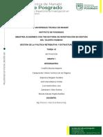 Tarea 3 - Grupo 1 - Gestión de la Política Retributiva y Estructura Salarial
