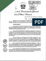 Cambios 2021 Oficiales Subalternos