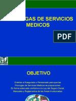 Prorrogas de Servicios Medicos