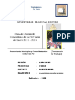 PDC SUCRE