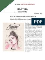 Nota de Prensa Caotica