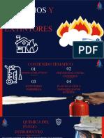 WEBINAR PREVENCION Y USO DE EXTINTORES