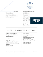 IU Lawsuit