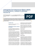 tomografia de coherencia optica (o.c.t)
