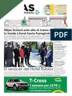 Mijas Semanal nº 935 Del 19 al 25 de marzo de 2021