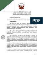 RD 084-2020-VIVIENDA-VMCS-DGAA
