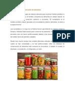 La alteracion de los Alimentos Causas y consecuencias.
