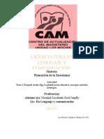 Texto 1 Ezequiel Ander-Egg La Planificación Educativa Conceptos Métodos