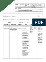 Plan de auditoria Interna