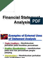Analisis Lap. Keuangan