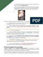 teoria de darwin