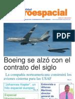 Actualidad Aeroespacial Marzo 2011
