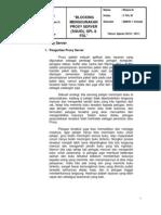 Proxy Server, GPL & FDL (Rheza)