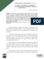 Deus, Pátria, Familia... Monarquia- Ação Imperial Patrionovista e Ação Integralista Brasileira - Choques e Consonâncias