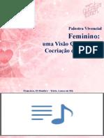 Feminin o