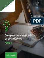 Programa Electricista - Crea Presupuestos Ganadores