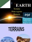 Polar Region,Deserts