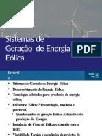 Sistemas de Geracao Eolica - 1de5