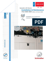 752-000-000 - 2000 B-MF - Installation Maintenance - E 2007-03-15  - ENG-DEU