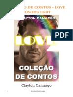 COLEÇÃO DE CONTOS - LOVE  CONTOS LGBT by Clayton Camargo (z-lib.org)