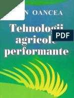 Tehnologii Agricole Performante - Oancea Ioan