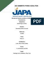 Tarea 6, Deontología Juridica