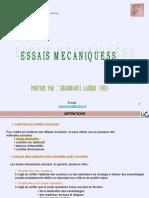 Cours 04-ESSAIS MECANIQUES