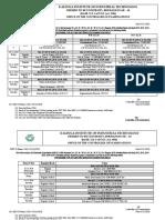 Autumn End Semester 2020-21 Programme(SOL)