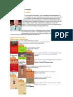 Bibliografia de Rodolfo Cerro Palomino