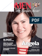 Women With Know How March 2011 Issue