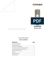 910 Vent Silencer Product Guide 2009