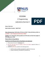 Lab 4 C