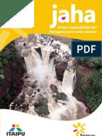 Jaha 2011 - Sitios imperdibles del Paraguay para este verano