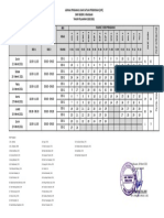 JADWAL USP PENGAWAS RUANG 2020-2021