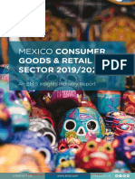 EMIS Insights - Mexico Consumer Goods and Retail Sector Report 2019_2020