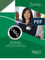 CPHQ Candidate Handbook