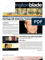 washingtonblade.com - volume 42, issue 9 - march 4, 2011