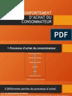 Comportement d'Achat Du Consommateur