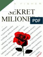Sekret milionera - Mark Fisher