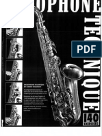Larry the download teal saxophone playing of art
