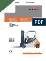 STILL RX20-15