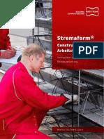 Stremaform Construction Joints EA FUGI INTDEGB
