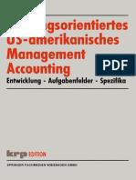 Zirkler .Führungsorientiertes US-Amerikanisches Management Accounting
