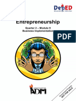 Signed off_Entrepreneurship12q2_Mod9_Business Implementation_v4
